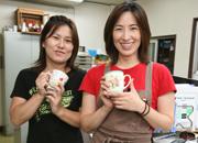 完成品サンプル提出 オリジナル マグカップ 陶器