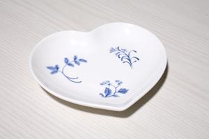 ハート皿 オリジナル マグカップ 陶器