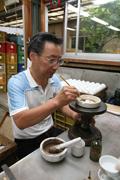 絵付場 オリジナル マグカップ 陶器